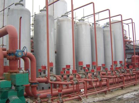 二氧化碳精取厂