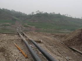 嘉陵江CNG穿越工程