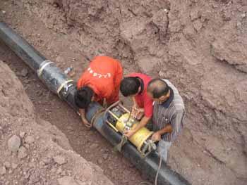 西彭天然气管道改建工程
